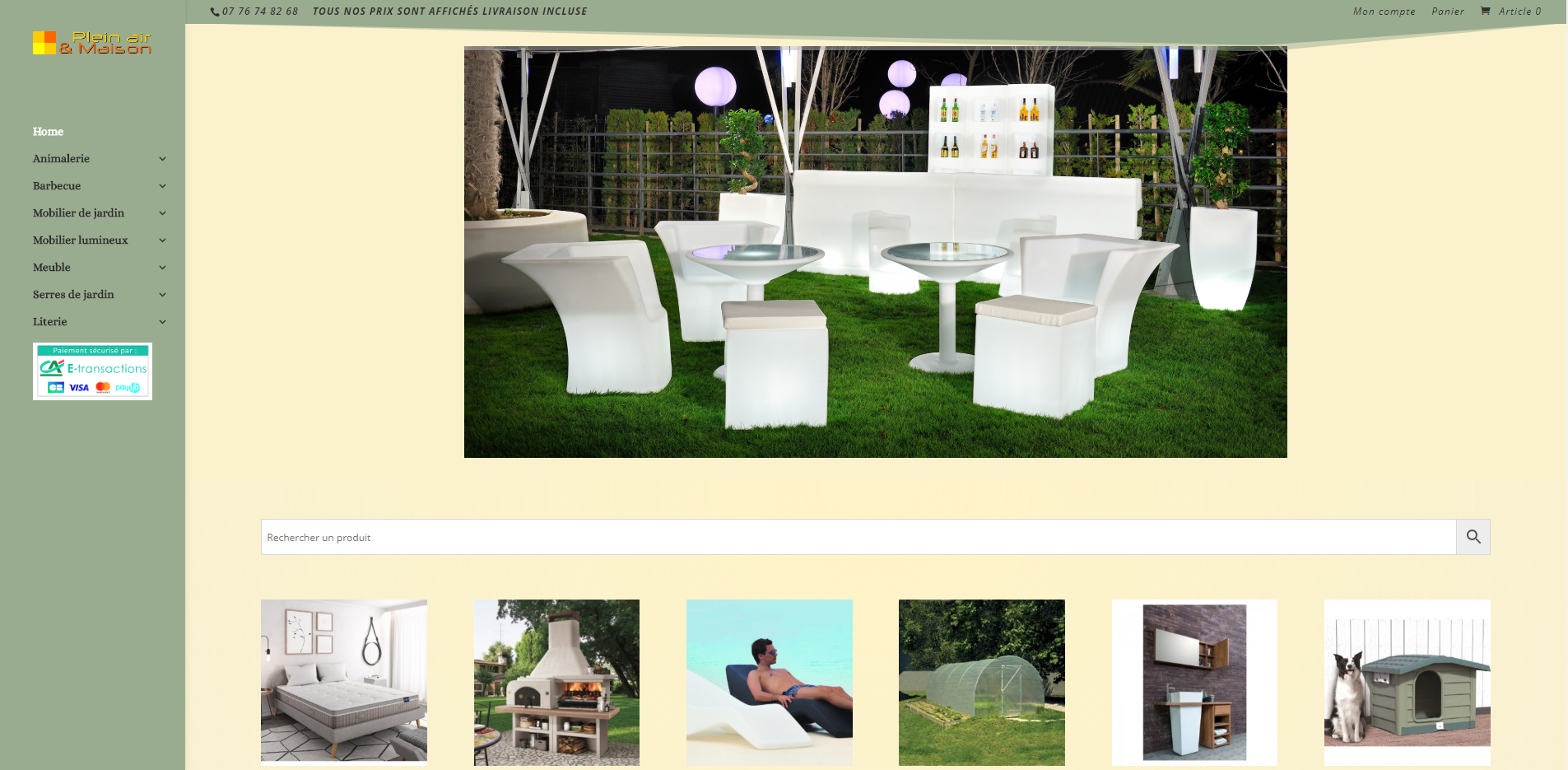 Création de sites E-commerce 5